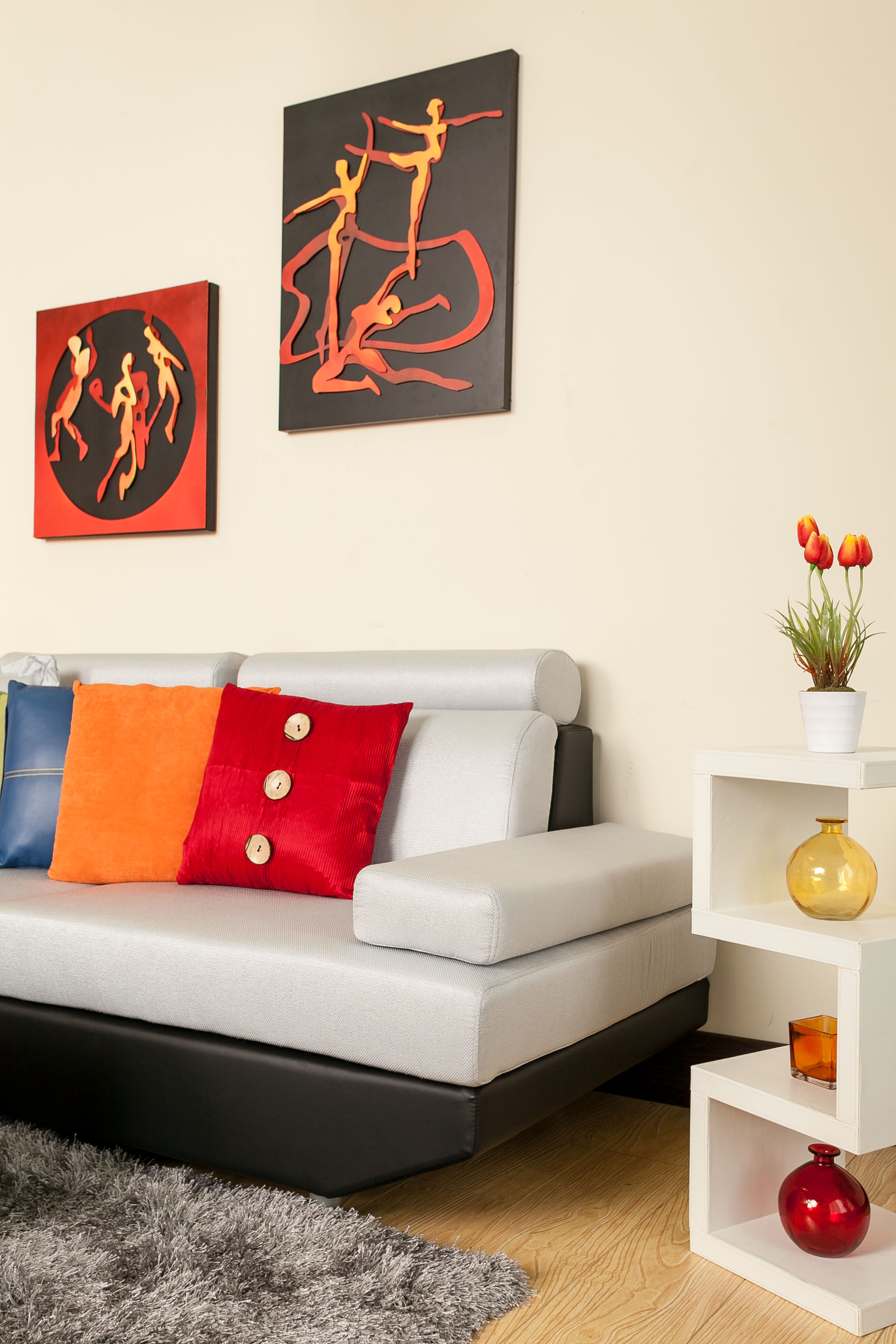 Llena de personalidad tu sala ideas del hogar for Accesorios para salas pequenas