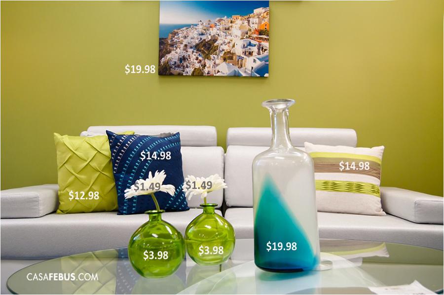 Decora tu sala con poco presupuesto ideas del hogar for Decoracion del hogar con poco presupuesto