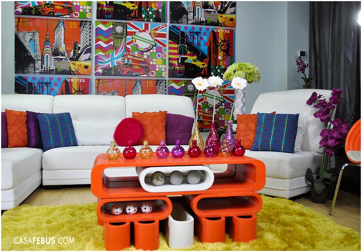 Tres maneras de aplicar el pop art en la decoraci n - Decoracion pop art ...