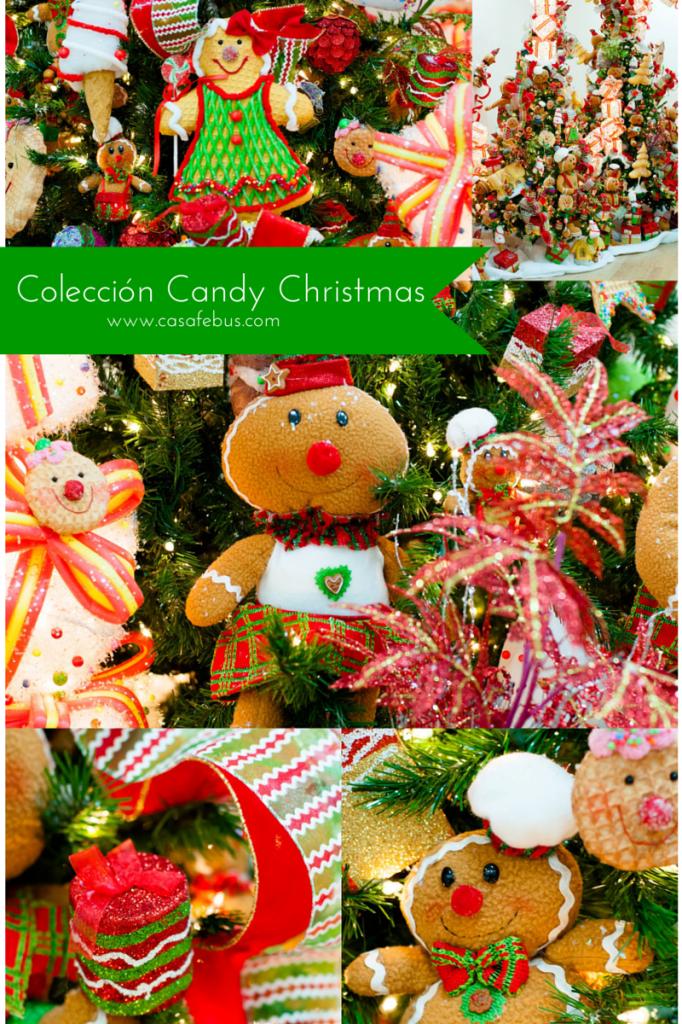 Hermosa decoración de Navidad - www.casafebus.com