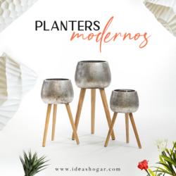 Planters Modernos